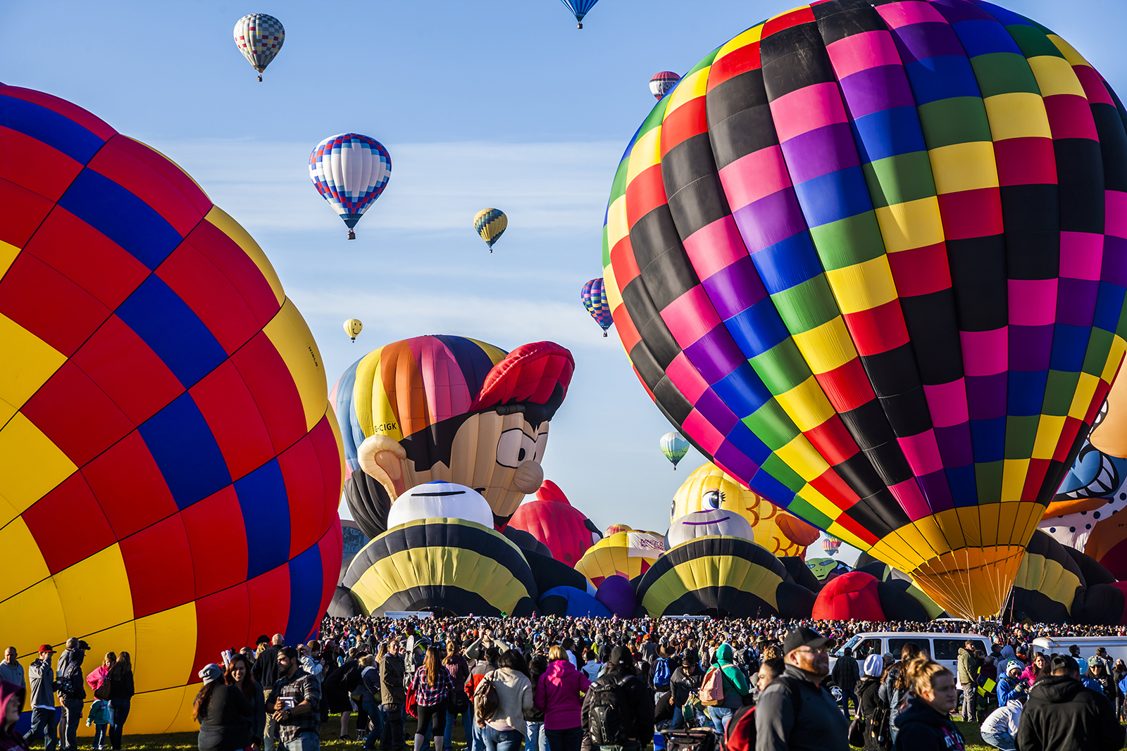 Albuquerque International Balloon Fiesta: What to Know